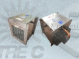Space-heater-with-fan-system-380V-3kW