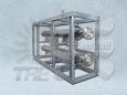 installation skid (process heaters) 2