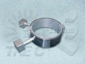 ATEX resistencias de banda de aluminio fundido a presión