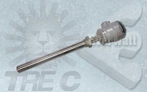 ATEX resistencias refrigeradas por aire para aire y gas (calentamiento indirecto)