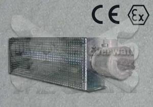 ATEX aire convector calentadores aire quieto