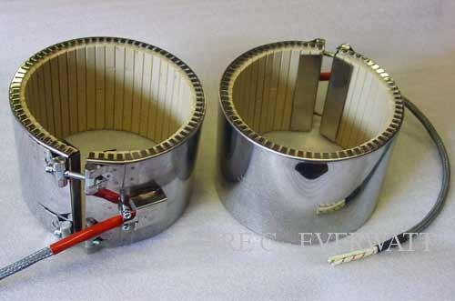 Calentadores flexibles de Cerámica