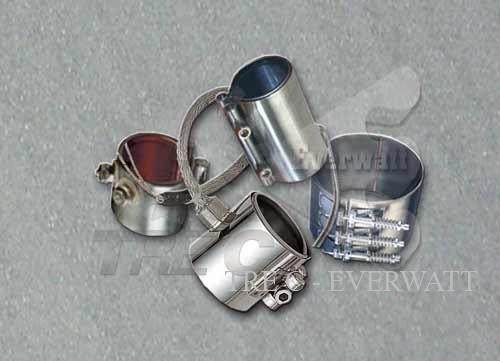 Calentadores de banda con aislamiento mineral