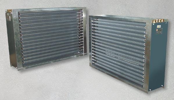 Baterías eléctricas calefactoras para Aire