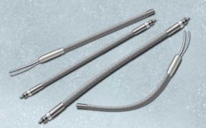 Elementos de calentamiento tubulares flexibles