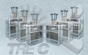 ATEX baterías de aire de calefacción