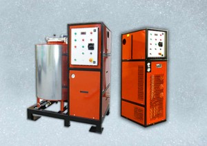 Electric heating control units