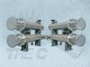 Supercalentadores de aire y gas