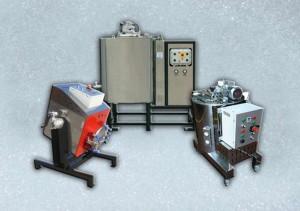 Tanques de aceite diatérmico con calefacción